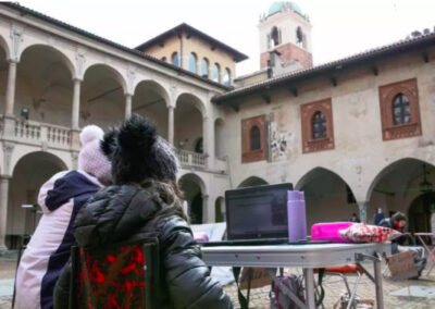 """Picchio scrive al ministro dell'Istruzione: """"Iniziate a programmare affinché le scuole in futuro non chiudano più"""""""