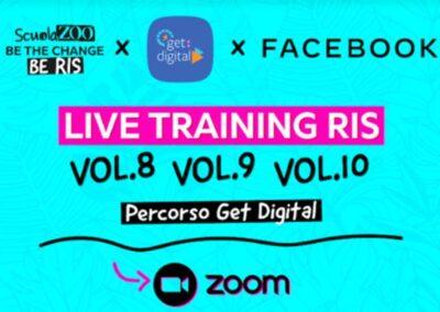 ScuolaZoo con Facebook per formare i giovani su opportunità e pericoli del digitale