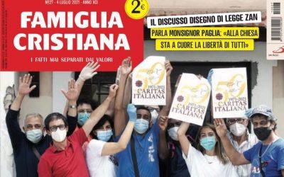 FAMIGLIA CRISTIANA RACCONTA LA NOSTRA ESTATE EDUCATIVA